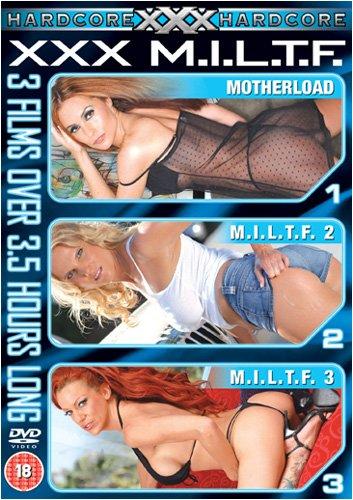 M.I.L.T.F  (DVD) XXX 3 Film Sets