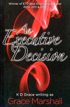 An Executive Decision Various Erotic Books