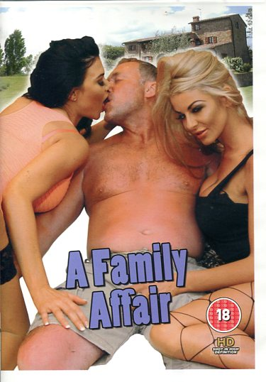 A Family Affair (DVD) Adult Channel