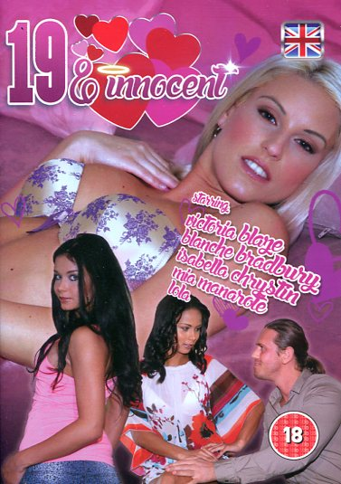 19 & Innocent  (DVD) Adult Channel