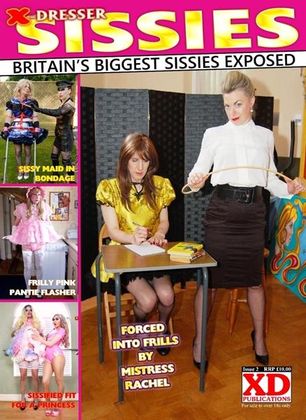 X-DRESSER SISSIES ISSUE 2 X-Dresser