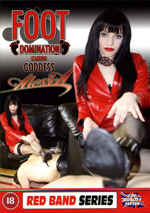 Foot Domination (DVD) Various DVD's