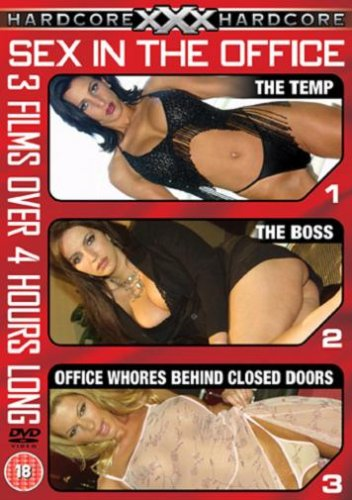 Sex In The Office  (DVD) XXX 3 Film Sets