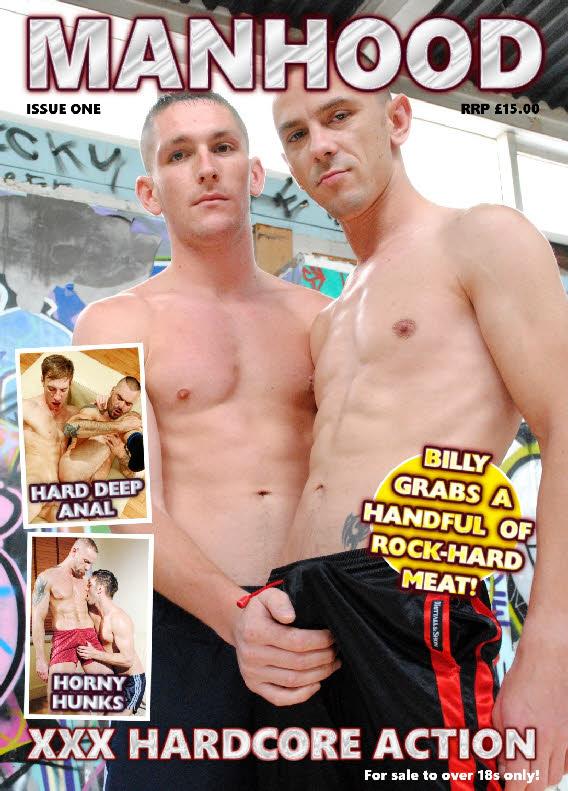 MANHOOD Issue 1 Gay
