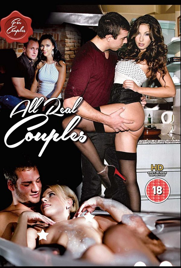 All Real Couples (DVD) Adult Channel