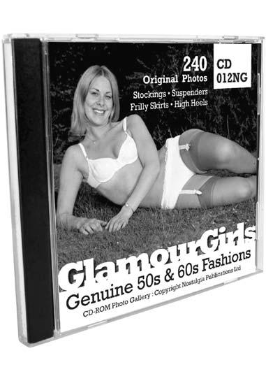 Glamour Girls: CD-012NG Glamour Girls