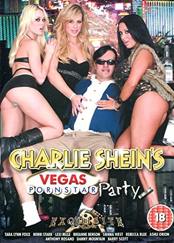 Charlie Sheins Vegas Pornstar Party – DVD All Items Only 2 Pounds