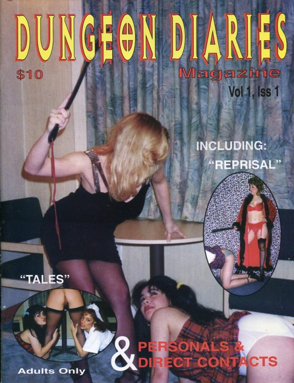 Dungeon Diaries Vol.1 #1 Various Female Domination