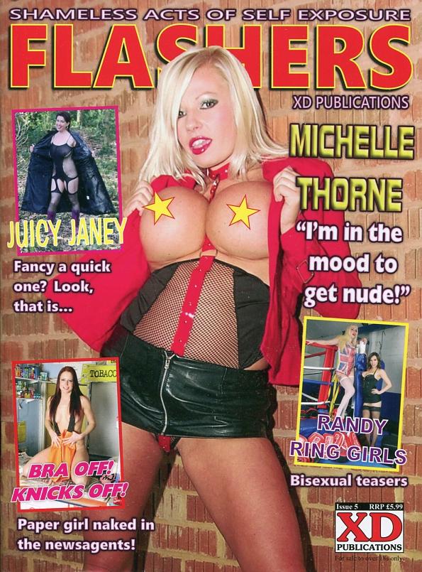 Flashers Magazine Issue 5 XD Publications
