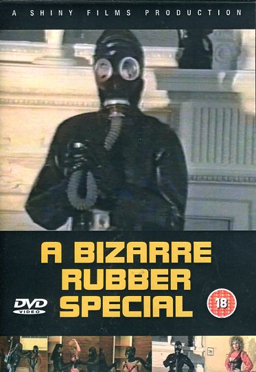 A Bizarre Rubber Special (DVD) Shiny Films (Rubber & Latex)
