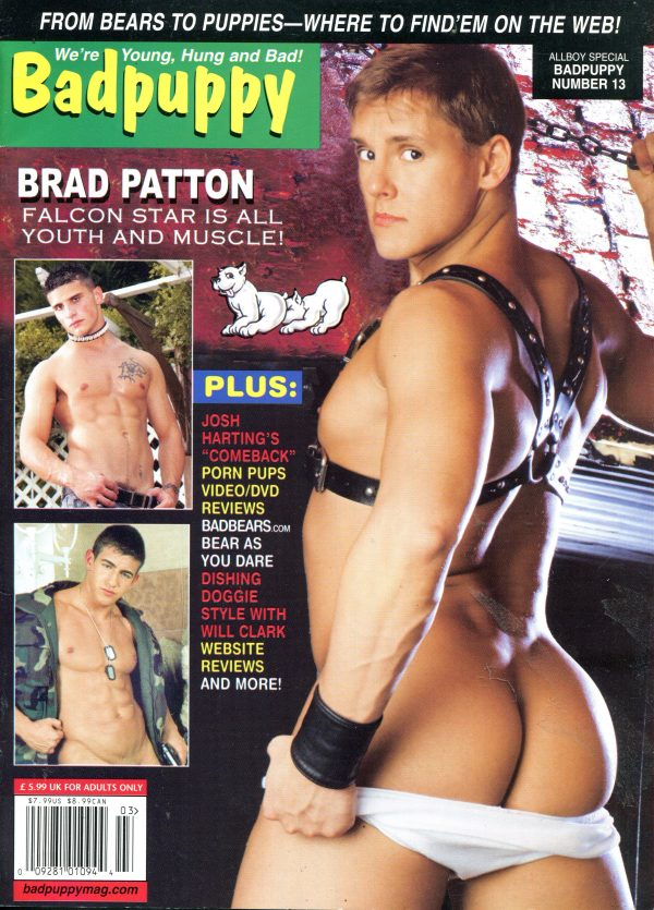 Bad Puppy #13 (03/05) Gay