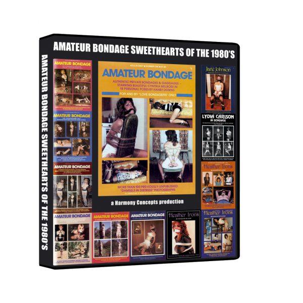 Bondage Sweethearts of the 80's CD-ROM Bondage Life