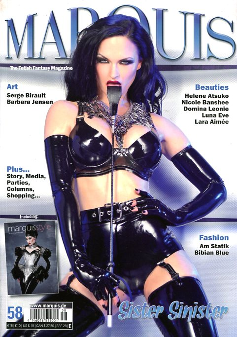 Uk fetish contacts magazine