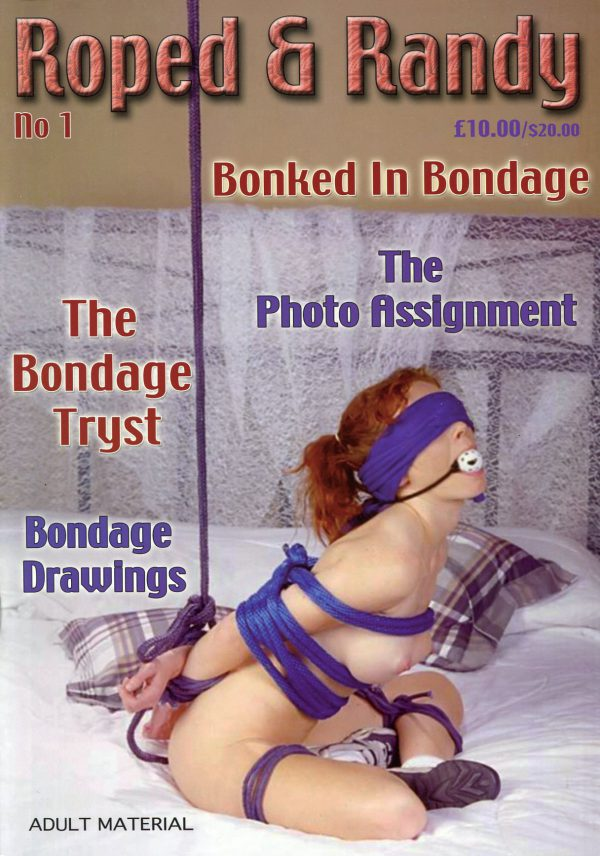 Roped & Randy Various Bondage