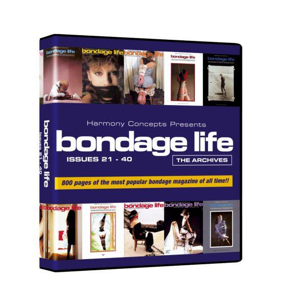 Bondage Life CD-ROM 2 (Issues 21-40) Bondage Life