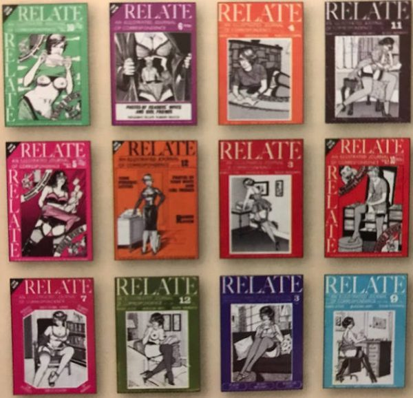 Relate X 12 Issues Vintage Glamour