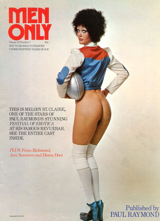 Paul Raymond's Erotica Low Rent Pleasures With Upmarket Aspirations The Reprobate