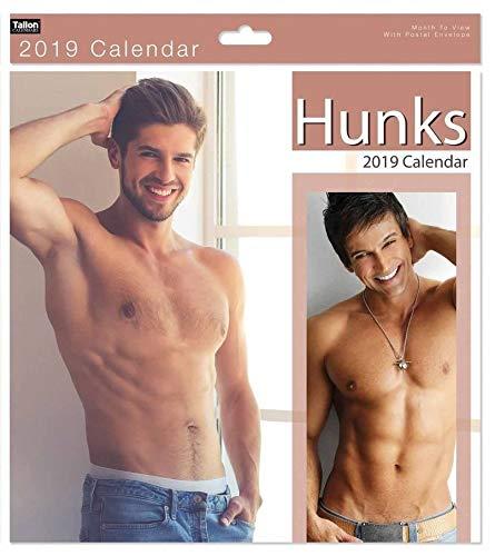 Hunks Calendar 2019 2019