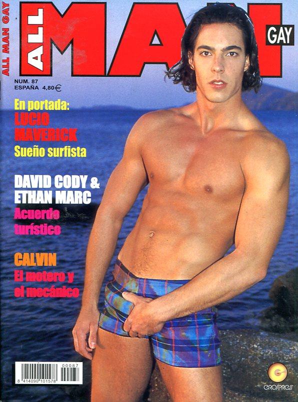 All Man #87 Gay