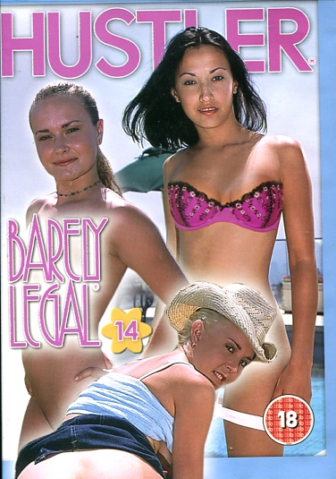 Barely Legal #14  (DVD) Various DVD's