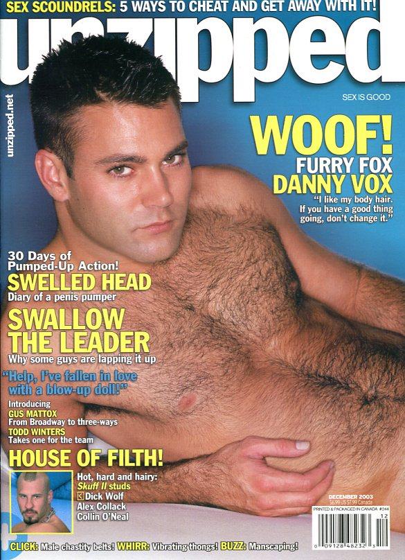 Unzipped 12/03 Gay