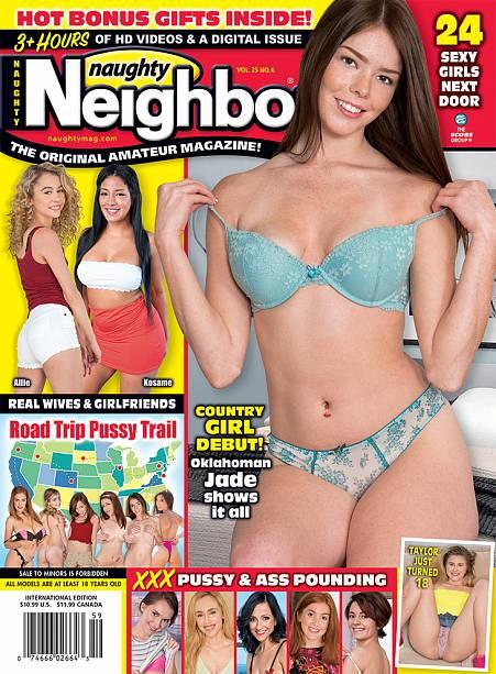 Naughty Neighbours Vol.25 No.6 Naughty Neighbours