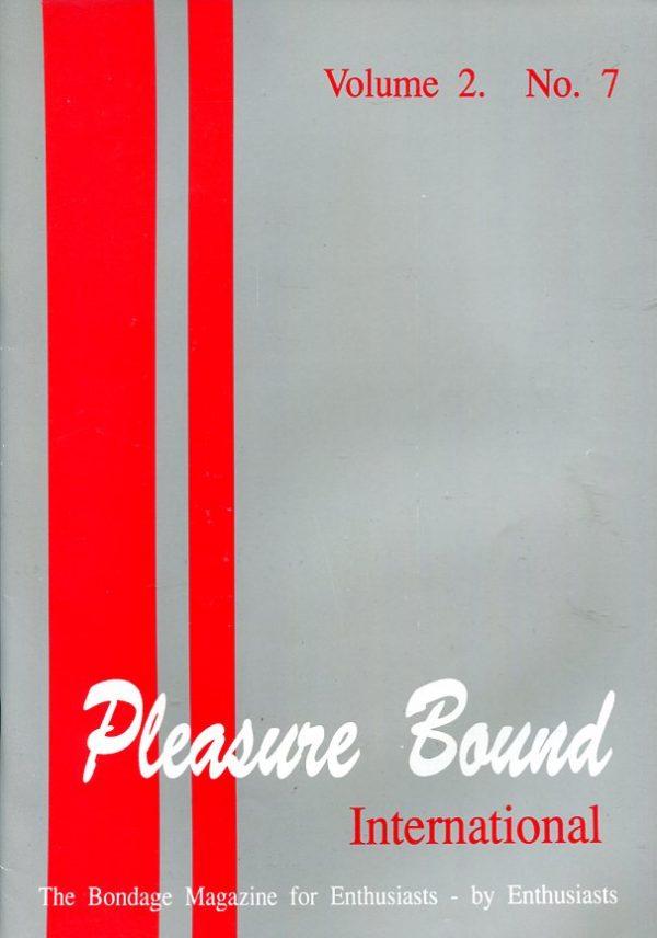 Pleasure Bound Vol.2 No.7 Various Bondage