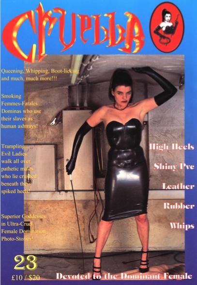 Cruella Digital Magazine No.23 Cruella