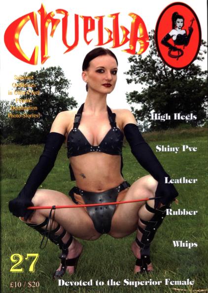 Cruella Digital Magazine No.27 Cruella