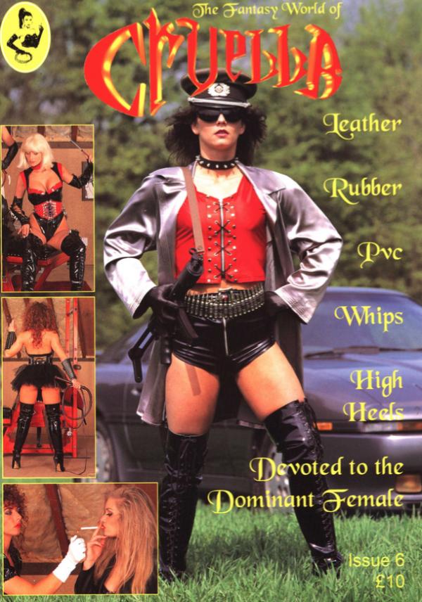 Cruella Digital Magazine No.6 Cruella