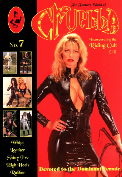Cruella Digital Magazine No.7 Cruella