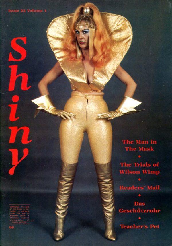 Shiny Digital Magazine Issue 23 Vol.1 Shiny Magazine