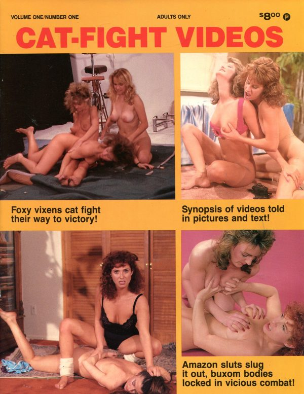 Cat-Fight Videos 80's Retro Porn