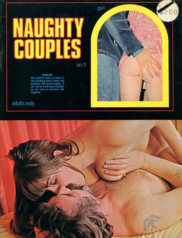 Naughty Couples No.5 80's Retro Porn