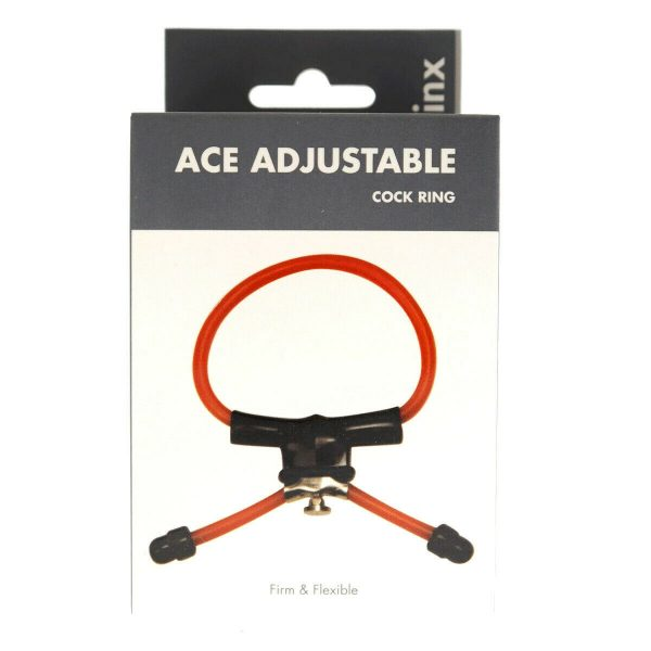 Ace Adjustable Cock Ring Boys Toys