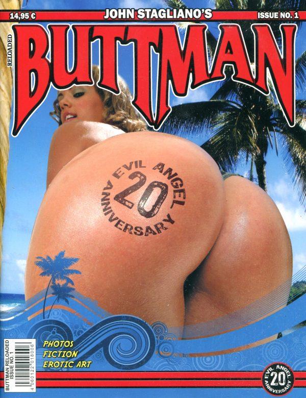 Buttman Reloaded Issue No.1  (Vol.11 No.6) Buttman