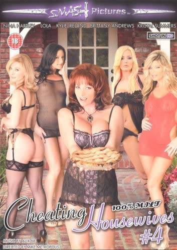Cheating Housewives #4  (DVD) Various DVD's