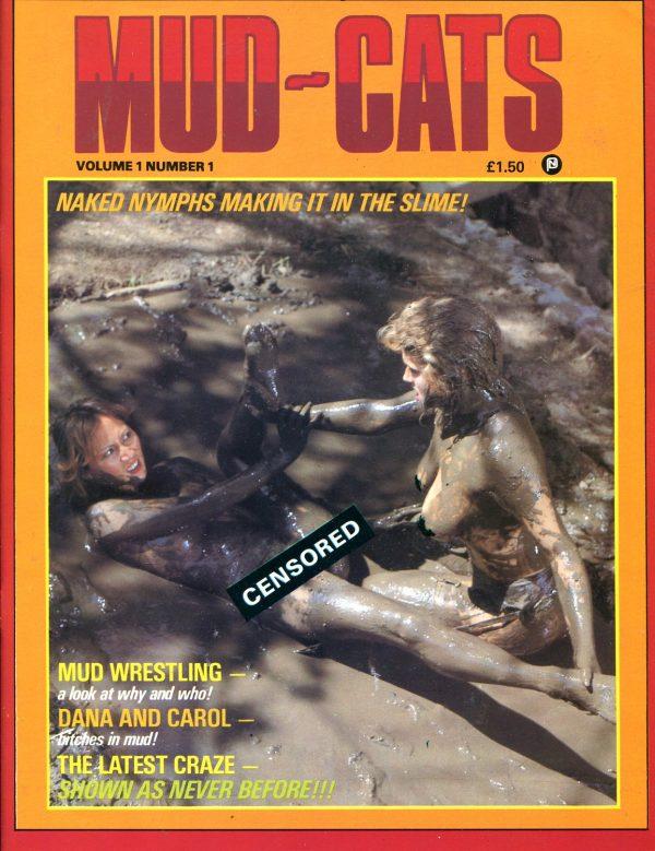 Mud-Cats Vol.1 No.1 80's Retro Porn