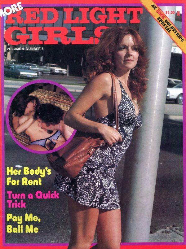 Red Light Girls Vol.4 No.5 80's Retro Porn
