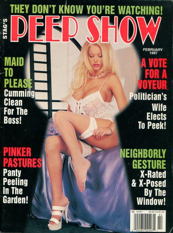 Peep Show February 1997 Various Legs
