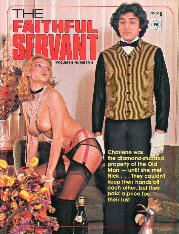 The Faithful Servant Vol.4 #4 80's Retro Porn