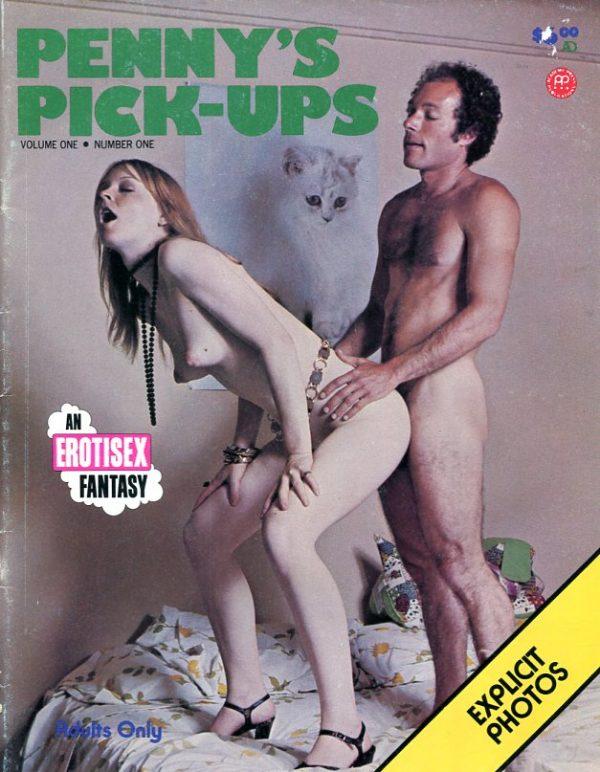 Penny's Pick-Up Vol.1 #1 80's Retro Porn