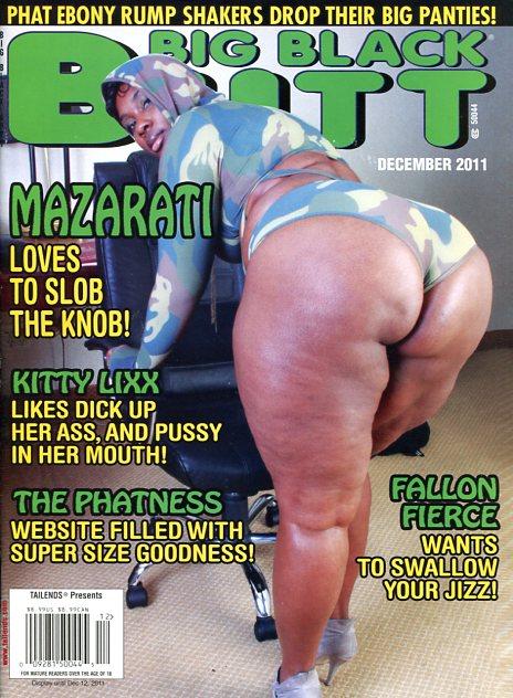 Big Black Butt 12/11 Big Black Butt