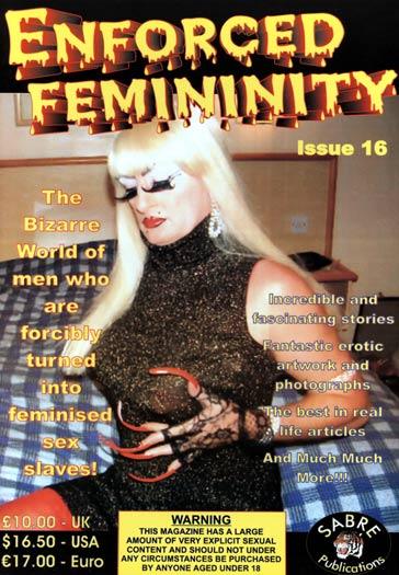 Enforced Femininity #16 Enforced Femininity