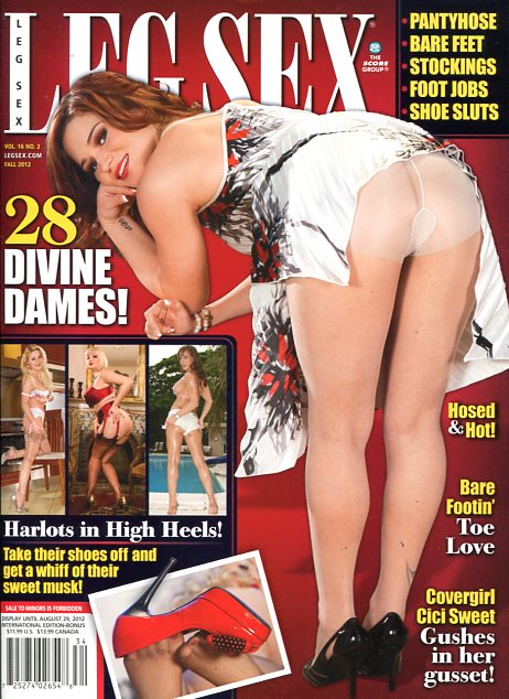 Leg Sex Vol.16 No.2 Leg Sex