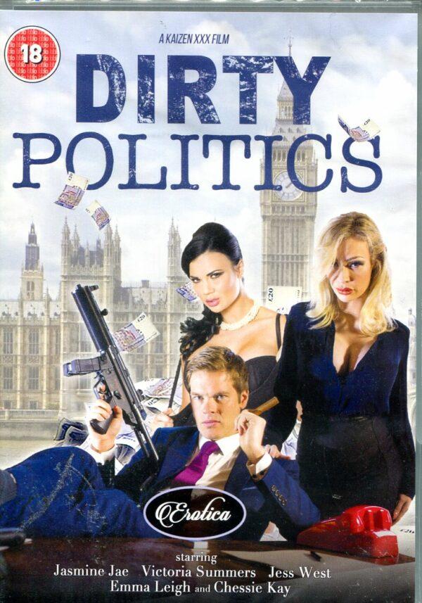 Dirty Politics – DVD Adult Channel