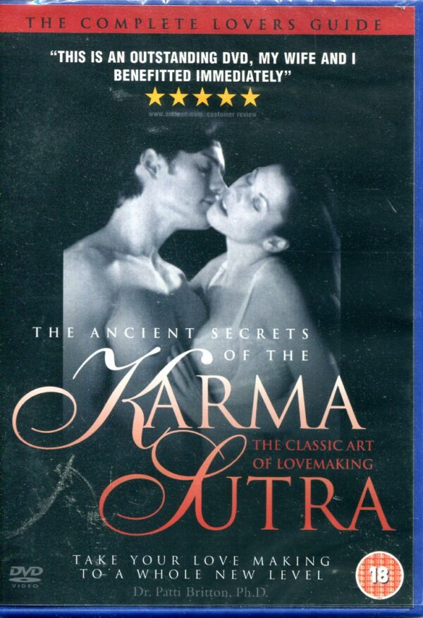 The Ancient Secrets Of The Karma Sutra – DVD Various DVD's
