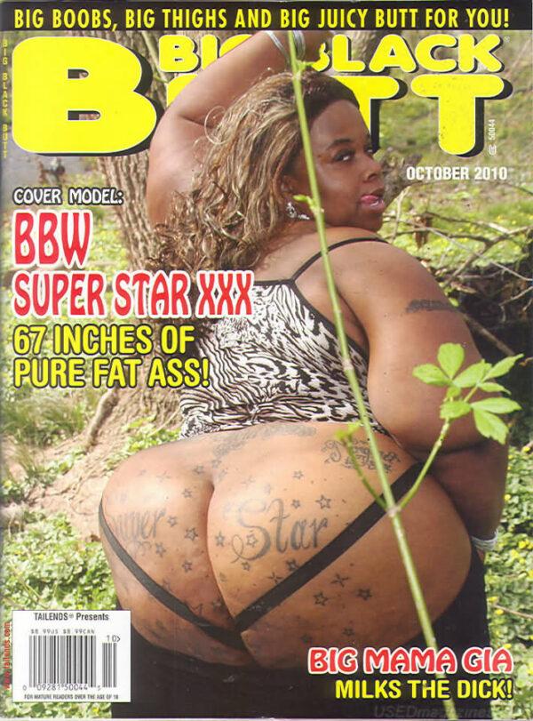 Big Black Butt 10/10 Big Black Butt