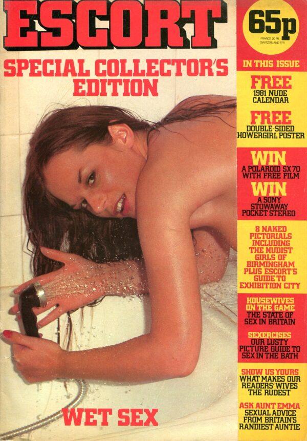 Escort Special Collectors Edition Escort