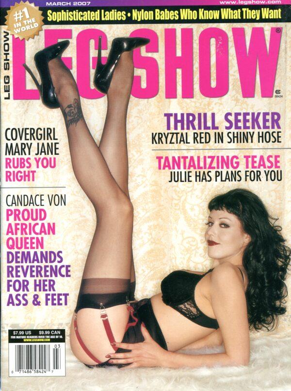 Leg Show March 2007 Leg Show